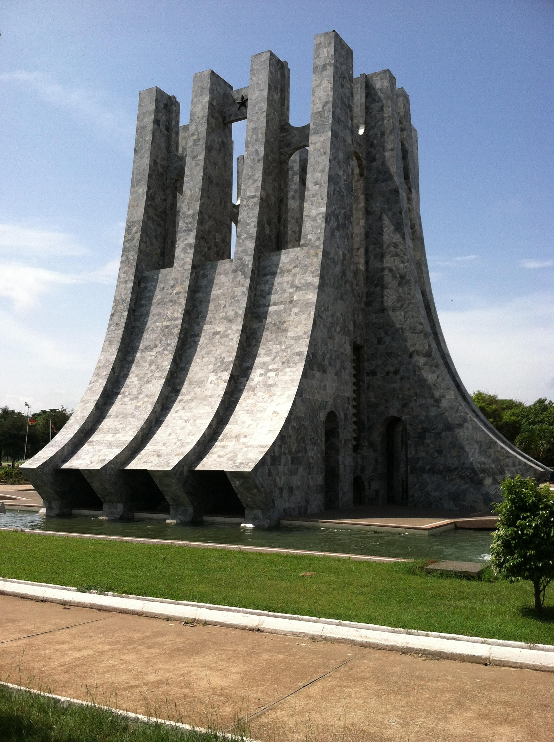 Ghana Architectural Tour Packages - Traveloghana