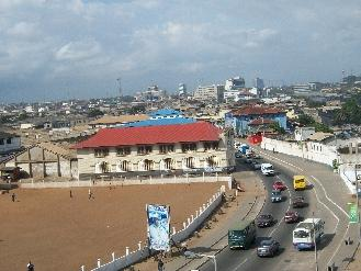 Old Accra Walking Tour