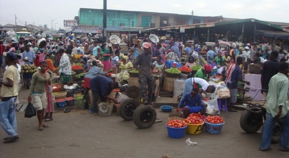 Accra Markets Tour