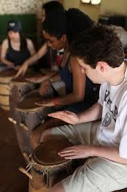 Drumming And Dancing Lessons