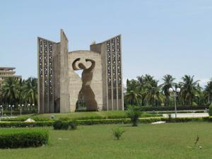 Togo's Independence Monument