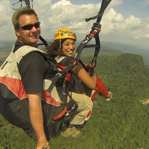 Ghana Paragliding Festival Tour Packages
